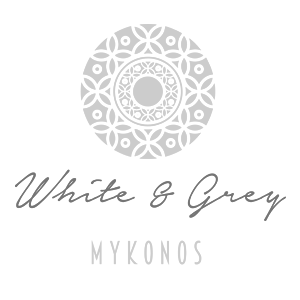 White and Grey 2 Mykonos